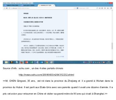 Crash Air France indemnisation chinois (6)