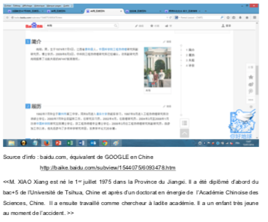 Crash Air France indemnisation chinois (7)