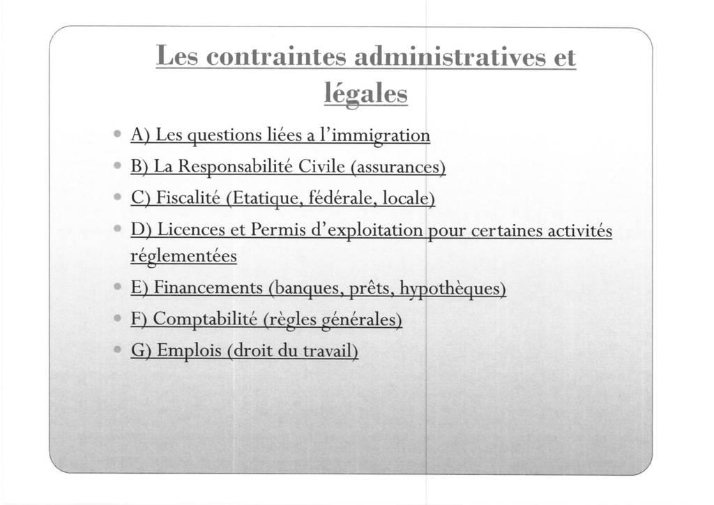 Aspects juridiques de l'implantation d'entreprises françaises à l'étranger : l'exemple des Etats-Unis (14)