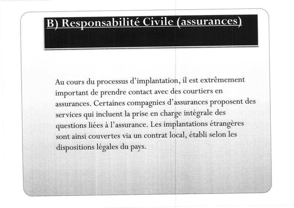 Aspects juridiques de l'implantation d'entreprises françaises à l'étranger : l'exemple des Etats-Unis (16)